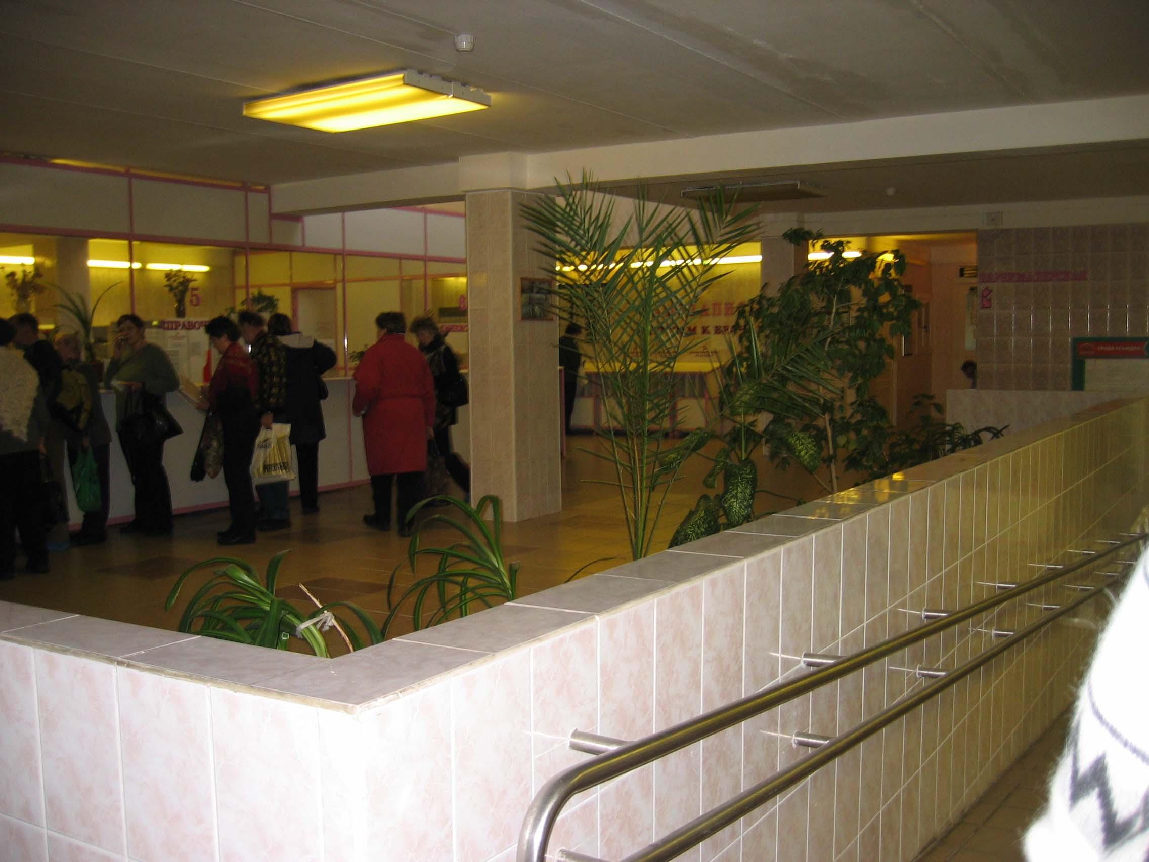 План боткинской больницы в москве морг
